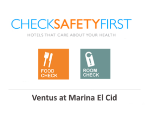 Check Safety First - Ventus at Marina El Cid