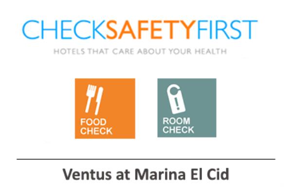 Check Safety First - Ventus at Marina El Cid