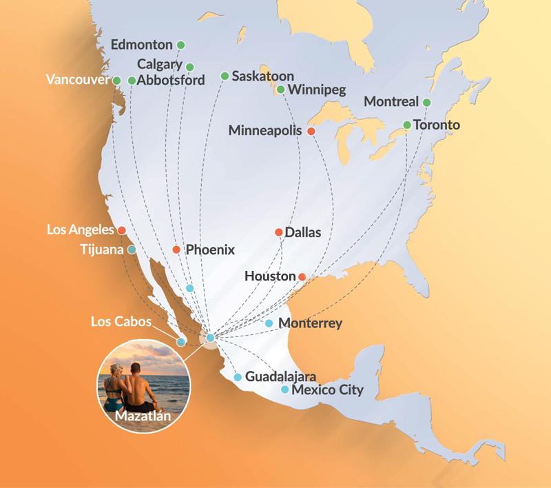 flight map