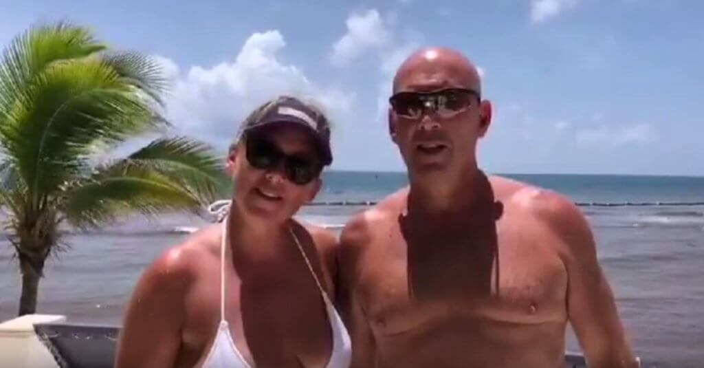 Nick and Elizabeth Del Rey members for 15 years