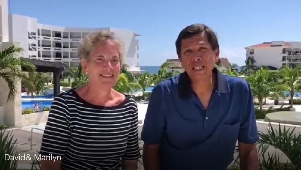 David & Marilyn share their experience at Ventus during Hurricane Delta