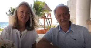Douglas & Judith White at Ventus