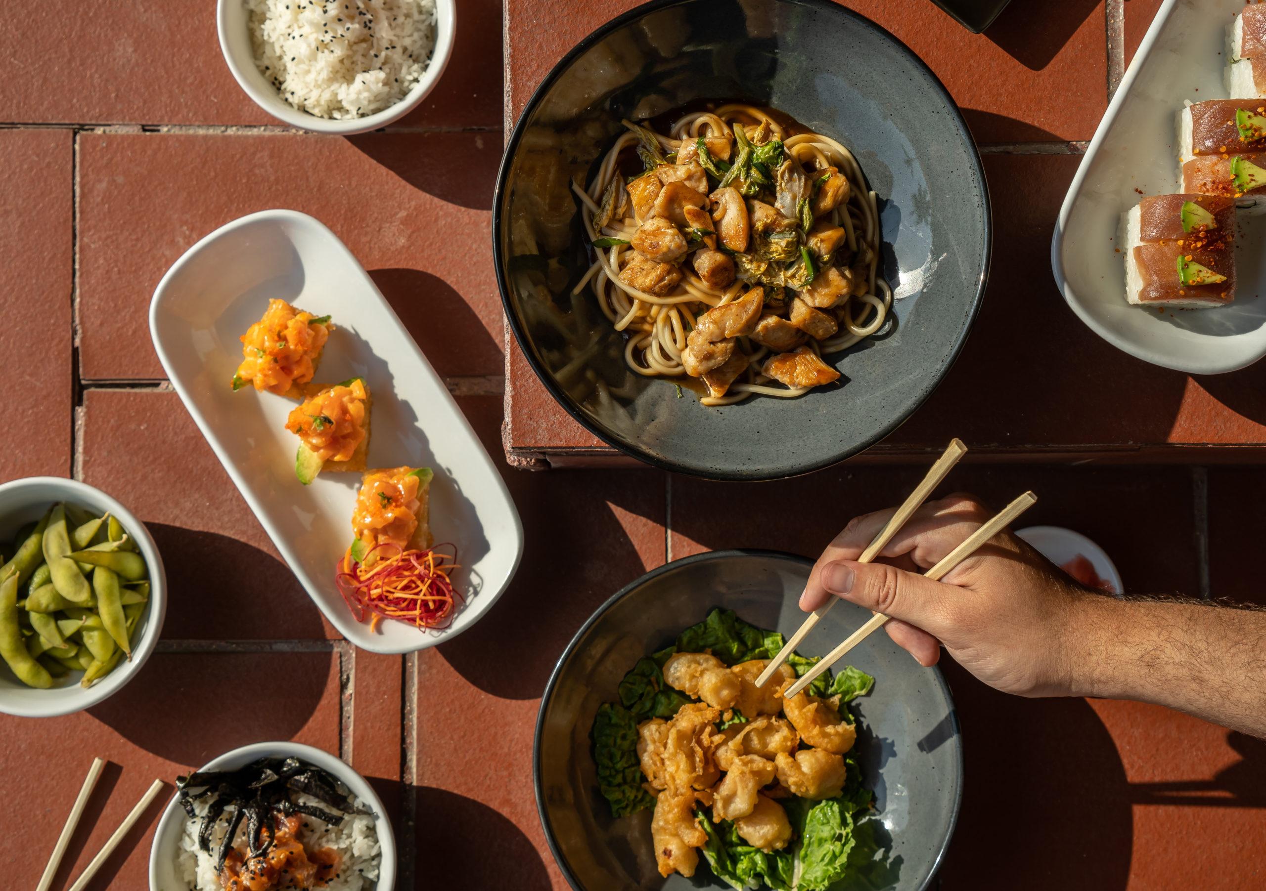 ECVC's Japanese Restaurant Ban-Horu in Mazatlan New & Revamped Menu