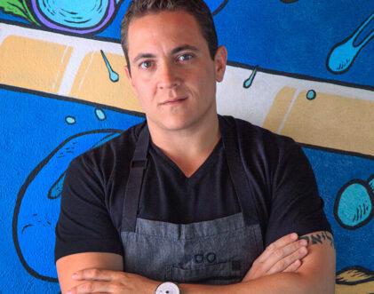 Chef Daniel Ovadia